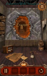 Escape Action Level18 Clock5
