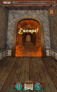 Escape Action Level20 Pumpkins4