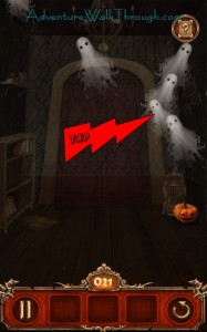Escape Action Level21 Ghosts2