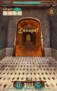 Escape Action Level25 Dots3