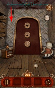 Escape Action Level26 Door1