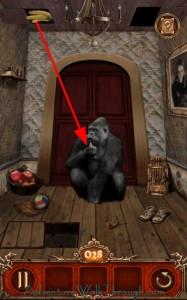 Escape Action Level28 Banana2