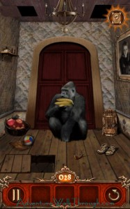 Escape Action Level28 Banana3