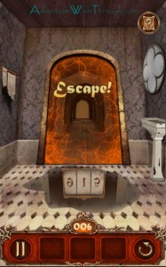 Escape Action Level6 Door3