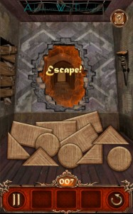 Escape Action Level7 Door1