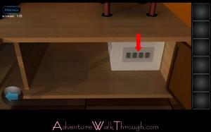 Lets Escape Stage10 Safe inside cabinet