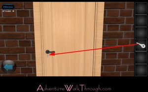 Lets Escape Stage3 Open the Door