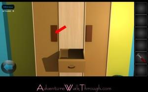 Lets Escape Stage4 Left Closet Door