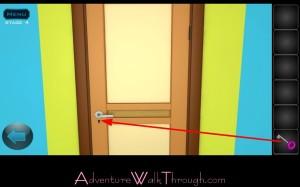 Lets Escape Stage4 Open the door