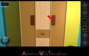 Lets Escape Stage4 Right Closet Door