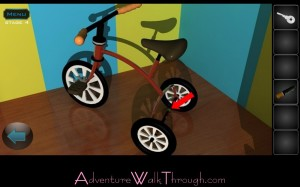 Lets Escape Stage4 Tricycle
