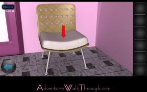 Lets Escape Stage8 Chair