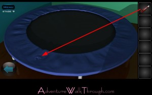 Lets Escape Stage9 Cut Trampoline