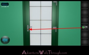 Lets Escape Stage9 Insert Door Key