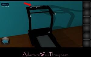 Lets Escape Stage9 Treadmill