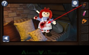 Can You Escape Horror Level 5 Raggedy Ann