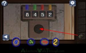 Can You Escape Horror Level10 enter passcode