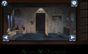 Can You Escape Horror Level10 escaped