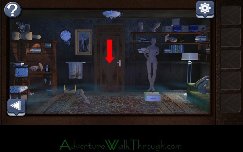Escape The Room Horror  Level