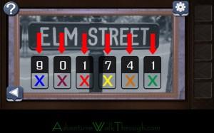 Can You Escape Horror Level3 elm street