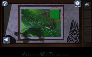 Can You Escape Horror Level3 green square