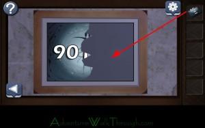 Can You Escape Horror Level3 insert puzzle piece