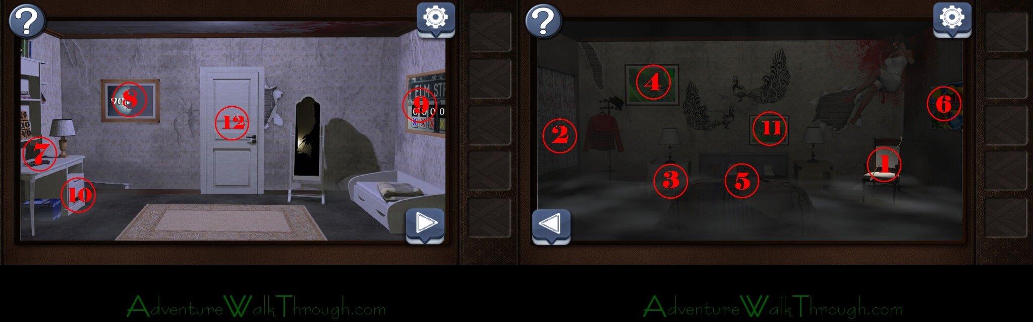 Can You Escape The  Rooms Level  Walkthrough