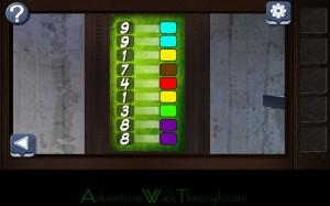 Can You Escape Horror Level4 conversion chart