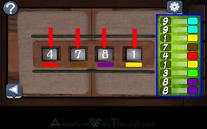 Can You Escape Horror Level4 gate