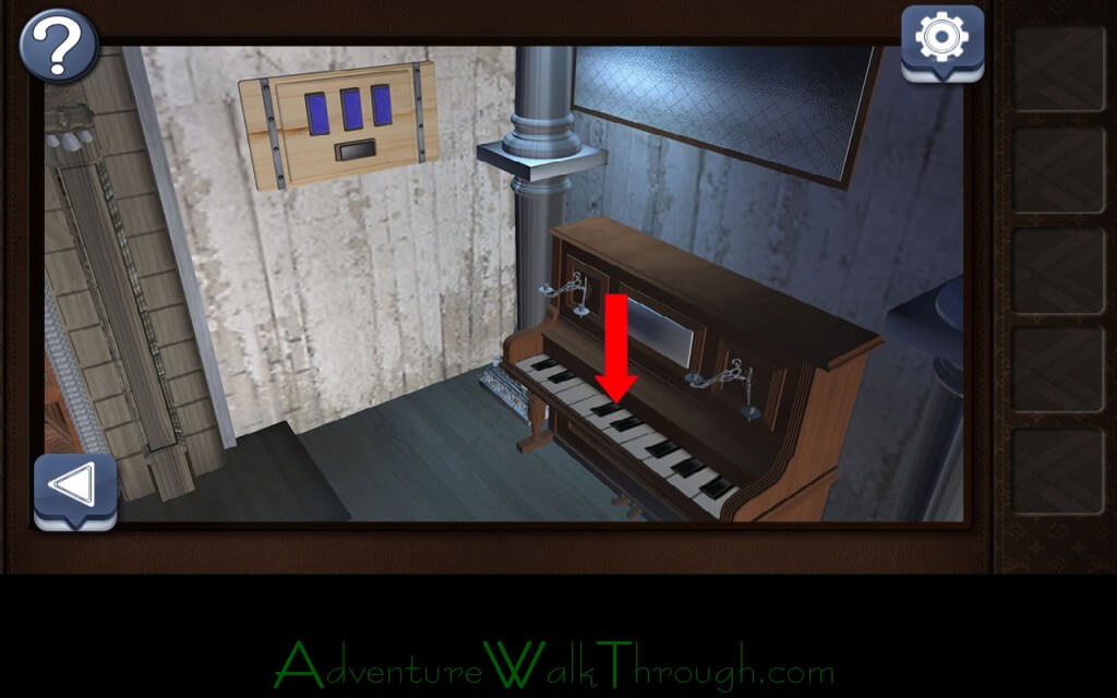 Can you escape horror level 6 cheats english watch full for Minimalist house escape 3 walkthrough