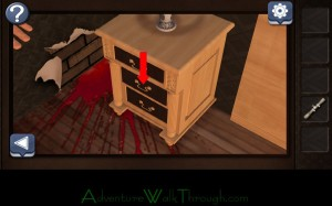 Can You Escape Horror Level7 open nightstand