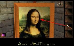 Escape Through History Level10 Mona Lisa