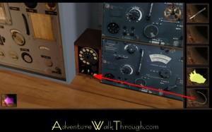 Escape Through History Level5 attach wire