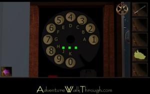 Escape Through History Level5 dial