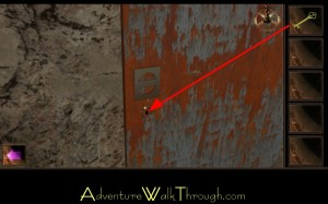 Escape Through History Level9 insert door key