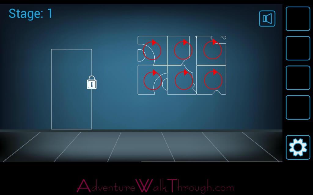 Surreal escape stage 1 5 for Escape puzzle