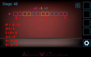 Surreal Escape Stage48 math