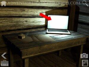 Cabin Escape Alice Story Part1 Laptop