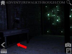 Cabin Escape Alice Story Part1 ladder