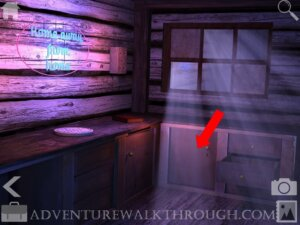 Cabin Escape Alice Story Part2 Cabinet door