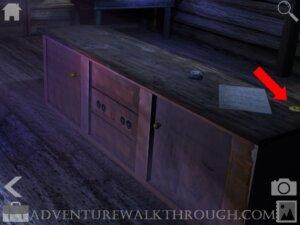 Cabin Escape Alice Story Part2 Countertop