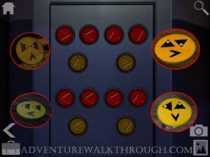 Cabin Escape Alice Story Part2 Safe password