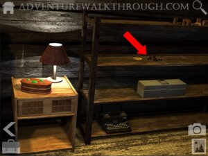 Cabin Escape Alice Story Part3 shelf