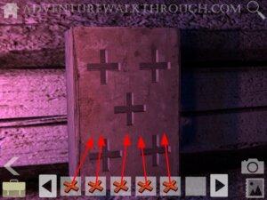 Cabin Escape Alice Story Part5 Insert Crosses