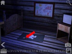 Cabin Escape Alice Story Part5 attic