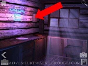 Cabin Escape Alice Story Part5 cabinet