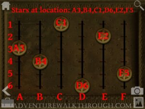 Cabin Escape Alice Story Part5 star dials