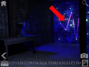 Cabin Escape Alice Story Part5 wall