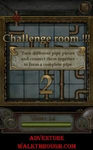 Escape The Mansion Level10 Challenge Room