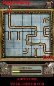 Escape The Mansion Level10 Pipe